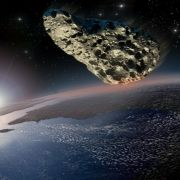 Beinahe-Katastrophe: Asteroid zu spät entdeckt! (Foto)