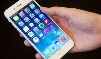 Das iPhone-6 und das iPhone-6-Plus soll massive Display-Probleme haben. (Foto)