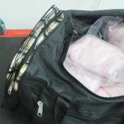 Pärchen vergisst Tasche voller Drogen im Zug - und geht zur Polizei (Foto)