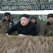 Kim Jong Un lässt Vize-Premier mit Flak hinrichten (Foto)