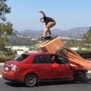 """Dieser Stunt des """"Jackass""""-Stars ging jetzt mächtig in die Hose (Foto)"""