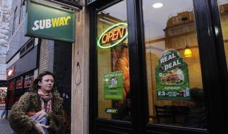 Auf Chicken Teriyaki sollten Subway-Kunden lieber verzichten. (Foto)