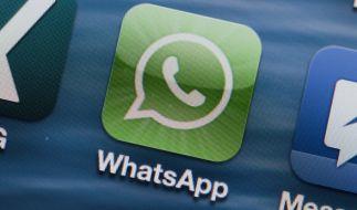 WhatsApp wird bei einigen Smartphones Ende 2016 nicht mehr funktionieren. (Foto)