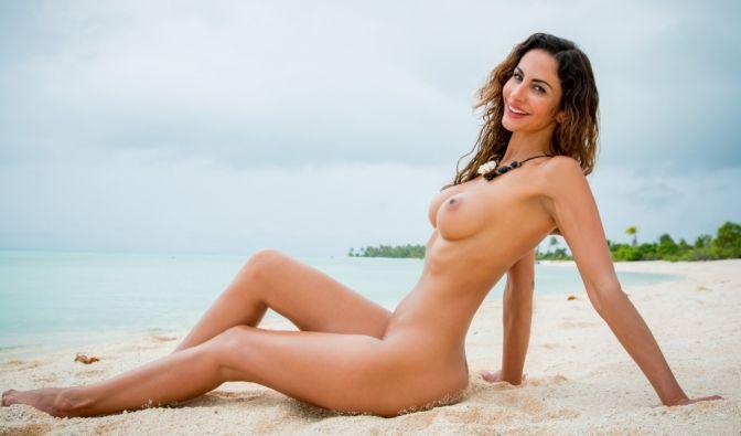 Teppichluder Janina Youssefian wird als Neuzugang in einer späteren Folge auf der Insel der Versuchung stranden.