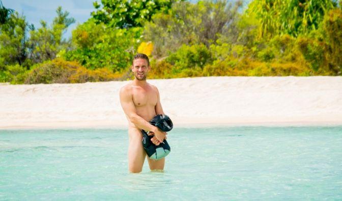 Moderator Peer Kusmagk wird als Neuzugang in einer späteren Folge auf der Insel der Versuchung stranden.
