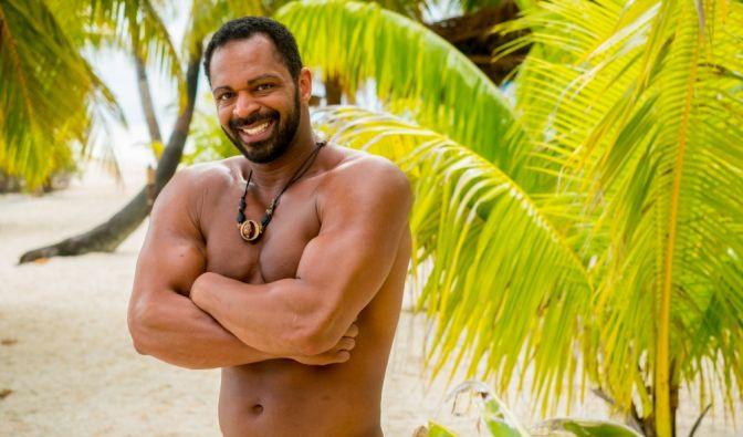 """Jesse (30) aus Saarbrücken arbeitet bei einer Security Firma und ist auch als Stripper unterwegs. Er liebt es zu tanzen und seinen Körper in Szene zu setzen. Das stellte er bei vielen Auftritten bei """"Das Supertalent"""