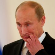 Vladimir Putin in den USA verhaftet! (Foto)