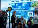 Journalisten am 31. August an einem der Pressetage im Vorfeld der Internationalen Funk-Ausstellung (IFA) in Berlin. Die IFA gilt als weltgrößte Leitmesse für Unterhaltungselektronik, IT und Hausgeräte. (Foto)