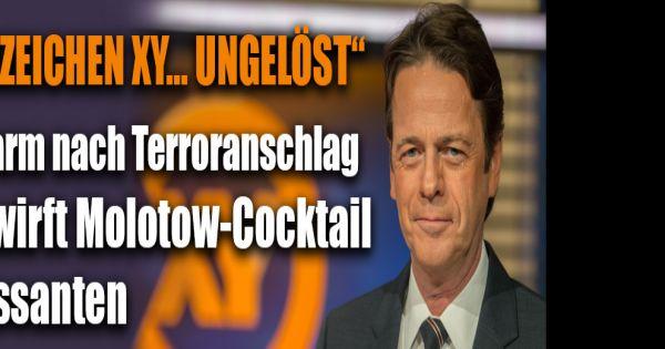 """""""Aktenzeichen XY... ungelöst"""" als Wiederholung in der ZDF"""
