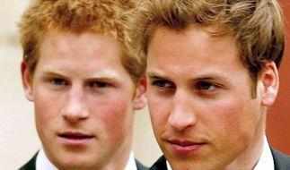 William und Harry: Können den 19. Todestag ihrer Mutter Diana nicht zusammen verbringen. (Foto)