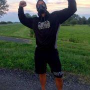 """Mit """"Bane""""-Maske! Ist das etwa sein neues WWE-Outfit? (Foto)"""