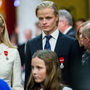 Kronprinzessin Mette-Marits Sohn flieht aus Norwegen (Foto)