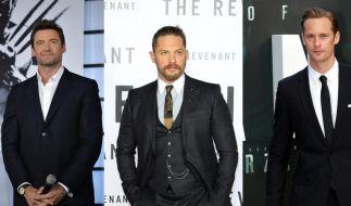 Diese Hollywood-Schauspieler wissen was hartes Training heißt. (Foto)