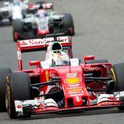 Hamilton holt Pole für Italien-Rennen - Auszeit für Button! (Foto)