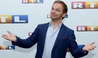 Ralf Schmitz ist einer der bekanntesten deutschen Comedians. (Foto)