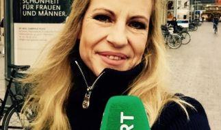 Isabella Müller-Reinhardt in Aktion. (Foto)