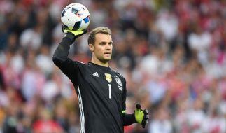 Profi durch und durch: Manuel Neuer wird sich wohl auch als Kapitän der National-Elf sportlich verhalten. (Foto)