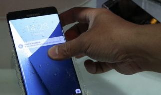 Samsung stoppt den Verkauf von Galaxy Note 7. (Foto)