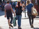 Auch an diesem Sonntag laden wieder einige Städte zum Shoppen ein. (Foto)