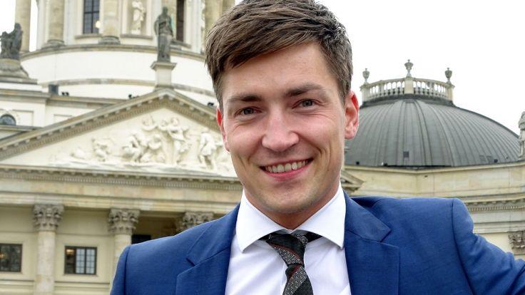 Philipp Boy ist nun selbstständiger Finanzdienstleister.