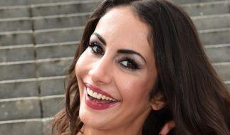 Das Model Janina Youssefian ist gebürtige Iranerin. (Foto)
