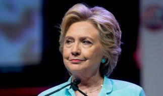Hillary Clinton verschärft den Ton im US-Wahlkampf. (Foto)