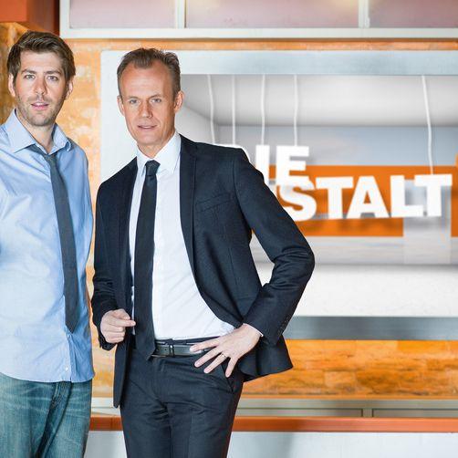Jetzt wieder Polit-Satire mit Max Uthoff und Claus von Wagner (Foto)