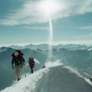 Deutscher Kletterer stirbt bei Sturz aus 3.700 Metern (Foto)