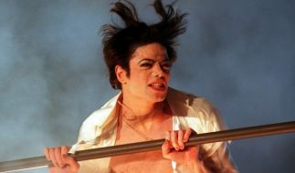 Michael Jackson während einer seiner Auftritte. Der Sänger verstarb am 25. Juni 2009. (Foto)