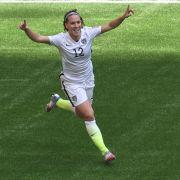 Hirn-Tumor! Hochschwangere Fußballerin erhält Schock-Diagnose (Foto)