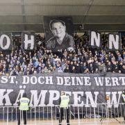 Trauriger Anlass! Darmstadt spielt jetzt im Jonathan-Heimes-Stadion (Foto)
