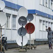 Flüchtlinge bekommen ihren eigenen Fernsehsender (Foto)