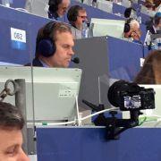 Islands Kult-Reporter verliert seinen TV-Job (Foto)