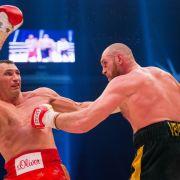 Jetzt bekommt Klitschko Fury doch vor die Fäuste (Foto)