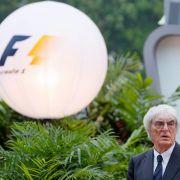 Formel-1-Verkauf perfekt - Ecclestone bleibt (Foto)