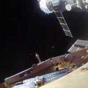 Haben Astronauten hier wirklich UFOs gefilmt? (Foto)