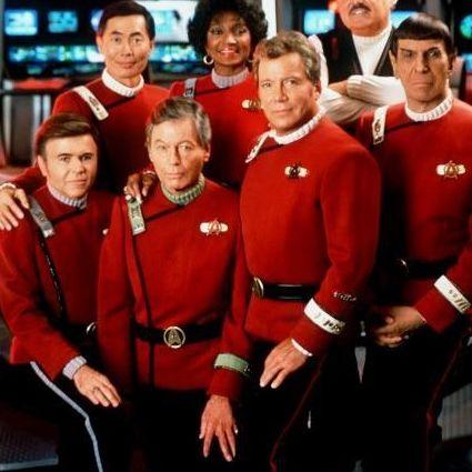 Für alle Trekkies: Heute gibt es die volle Ladung Kirk  Co. (Foto)