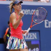 Heute Finale! Angelique Kerber gegen Karolina Pliskova (Foto)