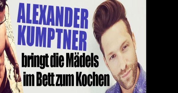 Alexander Kumptner Privat
