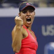Angelique Kerber neue Nummer 1 der Tennis-Weltrangliste (Foto)