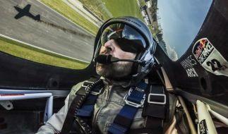 Hannes Arch liebte das Fliegen. Nun ist er tot. (Foto)