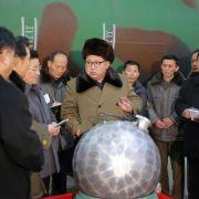 Nordkorea provoziert mit neuem Atomtest - und nun? (Foto)