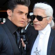 Karl Lagerfelds Muse: Baptiste Giabiconi ist das bestbezahlte Männermodel der Welt.