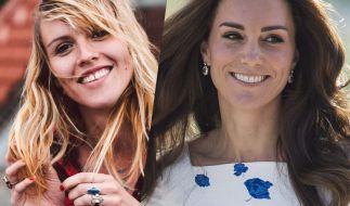 Kate Middleton und Cosima Viola bewegten uns in dieser Woche. (Foto)