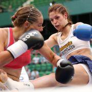 Marie Lang holt zweiten WM-Titel gegen Sheila Garcia (Foto)