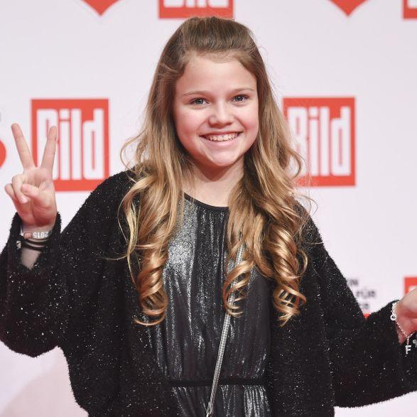 Anne-Sophie Briests Tochter ist Deutschlands jüngster YouTube-Star (Foto)
