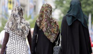 Immer mehr junge muslimische Mädchen in Deutschland radikalisieren sich. (Symbolbild) (Foto)