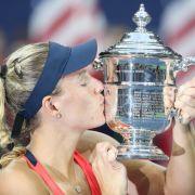 """""""Alle Träume wahr geworden"""": So schön gewann Kerber die US Open (Foto)"""