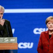 Horst Seehofer für 42 Prozent besser als Merkel (Foto)