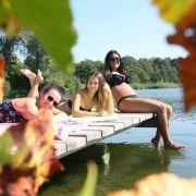 Hitzewarnung! Der Herbst in Deutschland wird heiß (Foto)